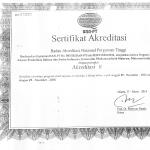 Pendidikan Bahasa dan Sastra Indonesia (Terakreditasi B)