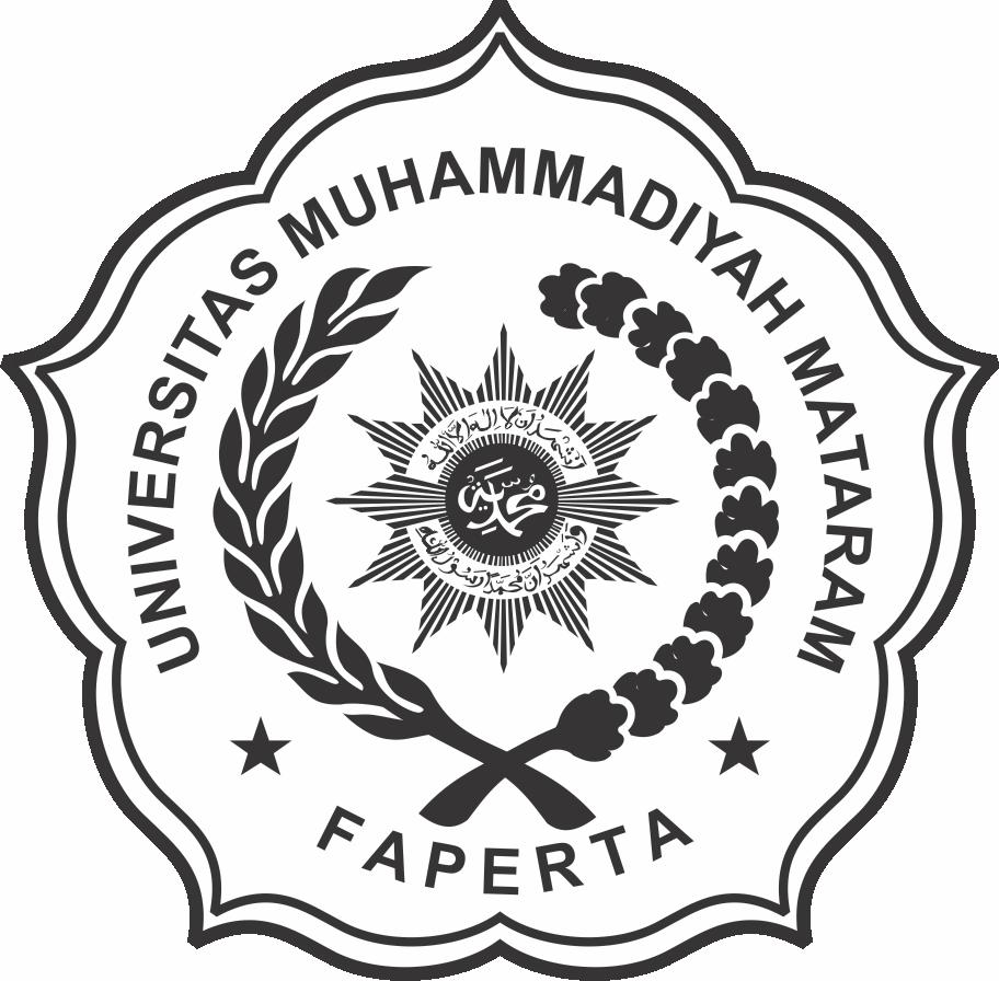 Logo Fakultas Pertanian Faperta Universitas Muhammadiyah Mataram