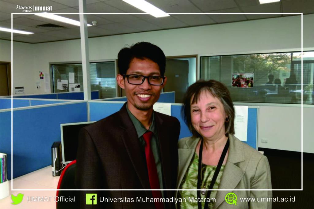 Kunjungan UMMAT ke Holmesglen Institute Australia