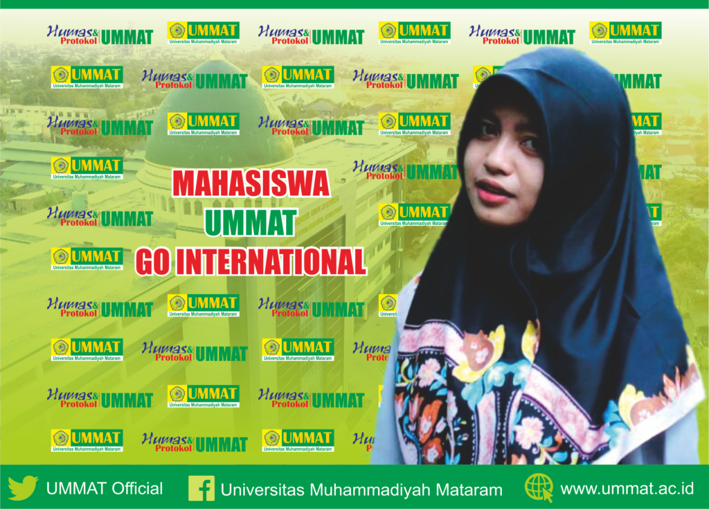 mahasiswa ummat go international