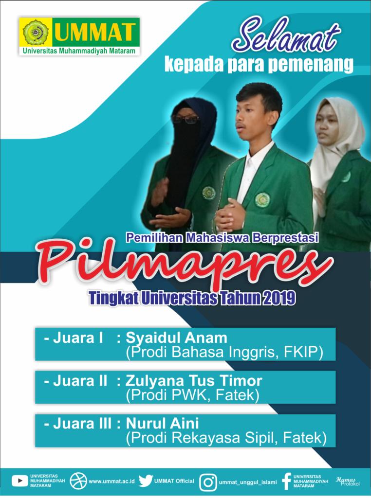 pilmapres